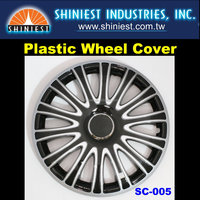"""Best Quality Truck Plastic Wheel Cover with Low-cost for wheel fitting size 16"""" and 17"""""""