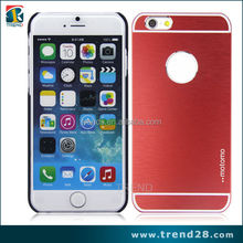 best selling hot chinese products motomo metal aluminum case for iphone 6
