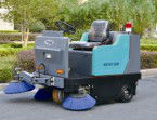 High quality road sweeper -With CE ISO9001 SGSfloor on cleaning