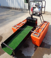 Efficient Small Size River Sand Dredging Vessel