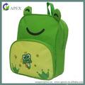 escuela de niños bolsa de dibujos animados withing
