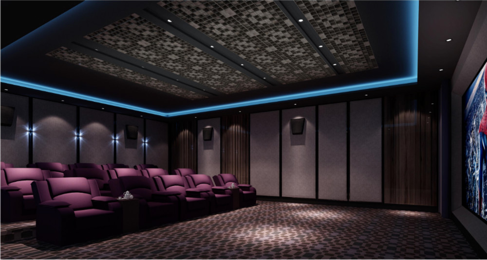 BISINI Luxury Design For Home TheaterMini Cinema