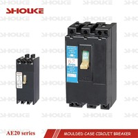 Wholesale AE20 3P 50A Miniature Automatic Circuit breaker