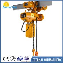Small 500kg electric chain hoist for sale