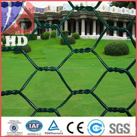 Galvanized and PVC Hexagonal wire mesh manufacturer in Anping China
