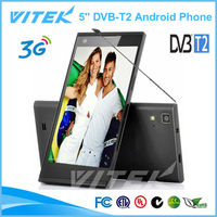 OEM Brand 5 inch 3G Android 4.2 WiFi TV Smart Phone