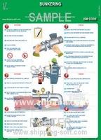 BUNKERING ISM code Poster
