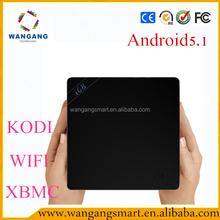 Google android 5.1 smart tv box I68 octa core tv box RK3368 64bits eMMC Flash 8GB internet android tv box quad core