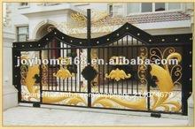 Principal puerta de hierro modelos/diseños puerta de hierro