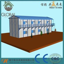 Manufacturer of Modern prefabricated shipping container home luxury modular houses for sale