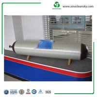 50L to 200L CNG Composite Cylinder Type 2 with ISO11439 ECER110 NZS5454