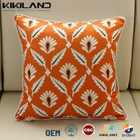 Eco-friendly Beautiful Floral Promotional Decorative Cushions Cover