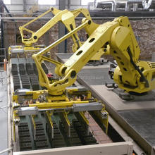 high quality automatic brick stacking robot for europ technology