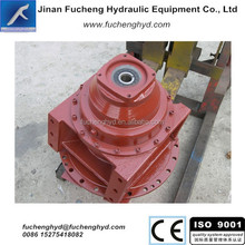 FC830 Hydraulic Reducer Gearbox of Concrete Mixing truck or Truck Mixer
