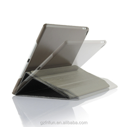 Protective cases for tablet iPad air2 6 2015 new arrival with 2 levels for standing