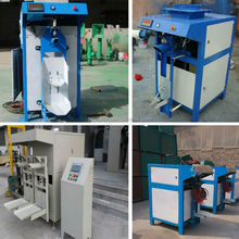 With low operation cost cement valve bag filling machine