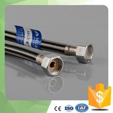stainless steel hot water flexible metal hose