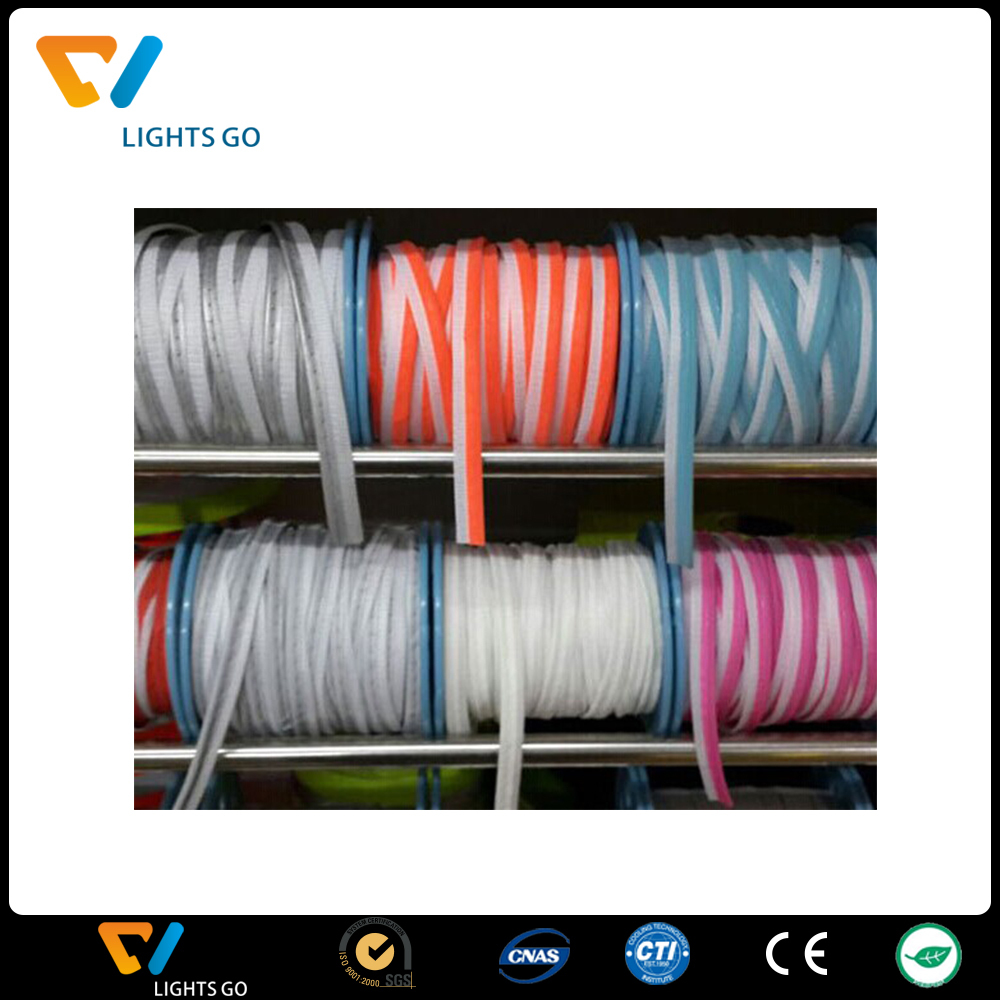Colorful high visibility reflective webbing with best quality for clothes.jpg