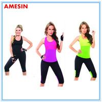 As Seen On TV Hot Selling Neoprene Shapers Sport Wear For Women Wholesale