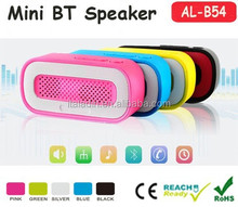 High Quality chinese audio speaker Compatible SD/USB/FM portable mini speaker with fm radio usb input