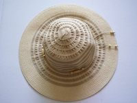 straw festival fashion hat