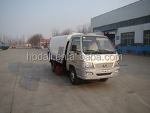 Foton mini street sweeper trucks to wash and sweep the road clean sell hot