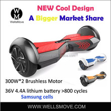 With 300w *2 brushless hub New prouducts best selling motorized scooter CE /EEC /ISO9001/ EMC /Certificate
