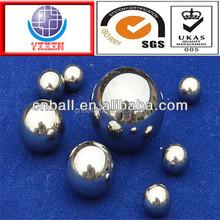 High hardness stainless steel balls for bearing