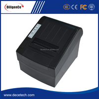good price a7 thermal bill printer software