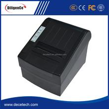 good price a7 thermal bill printer software