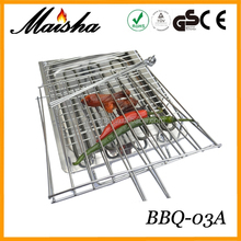 MS electrical indoor bbq grill for brazil market 110V 1600W BBQ-03A