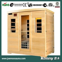 2015 far infrared home sauna with carbon heater(KL-4SF)