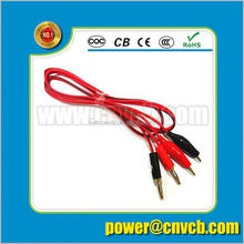 Gino 2.1 X 5.5mm Male Dc Plug to 9v Battery Clip/battery spring clip supplier & manufacturer