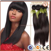 Factory price 100% Human Hair 6A Grade Straight Unprocessed Wholesale Virgin Malaysian Hair