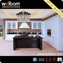 2014 Welbom Laca de Alto Brillo de Color Blanco Cocina Saludable