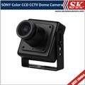 Skvision sk-hm831b 3.6mm 650 lente oculta tvl cámara cctv muy muy pequeña cámara de seguridad