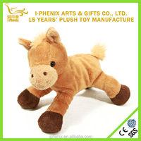 2014 Child Animal Doll Animal Plush Toy Horse