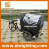dutch bicycle 150cc moto trike for cargo transportation for touring