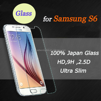 Supershieldz screen protector forsamsung galaxy s6 9H Hardness screen protector for samsung galaxy s5