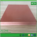 China pvc-schaum bord holz kunststoff extrudierten polystyrol