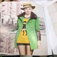 2012 woman track winter quilted sport jackets