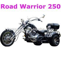 250cc trike chopper three wheel motorcycle