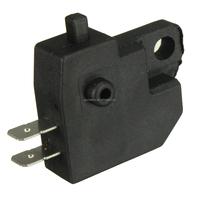 Car Black Front Brake Stop Light Switch For Honda CBR600 VFR800 For Suzuki For Kawasaki Motorcycle