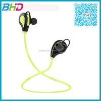 new design 2016 wireless Stereo Bluetooth Headphone Sport v4.1 super mini eadset
