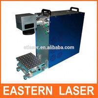 Eastern 10W 20W 30W Red Pointer Fiber Laser Marking Machine Price with CE&FDA