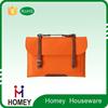 Durable felt Leather Men'S Espresso Business Briefcase Laptop Bag Dispatch Travel Bags