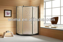 2014 WOMA hot sale new style easy complete russian shower room