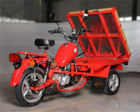 Cheap China New High Quality Cargo Tricycle Motor Taxi With EEC For Sale