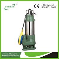 stainless steel submersible pump/V1100DF/V1100F/solar pump set