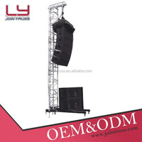 Europe Stage Systerm Aluminum truss For Hanging Speaker Lift for concert on sale
